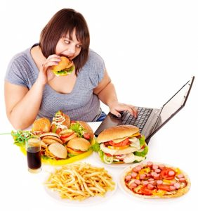 JUNK FOOD ARE NOT THAT BAD FOR YOUR HEALTH!