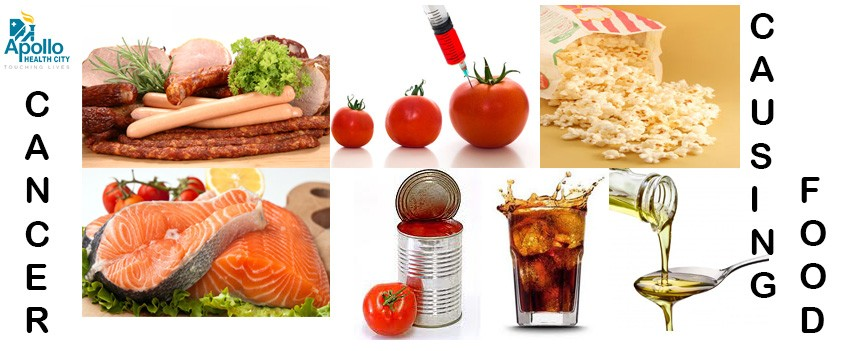 Top 7 Cancer Causing Foods to Avoid Health Care