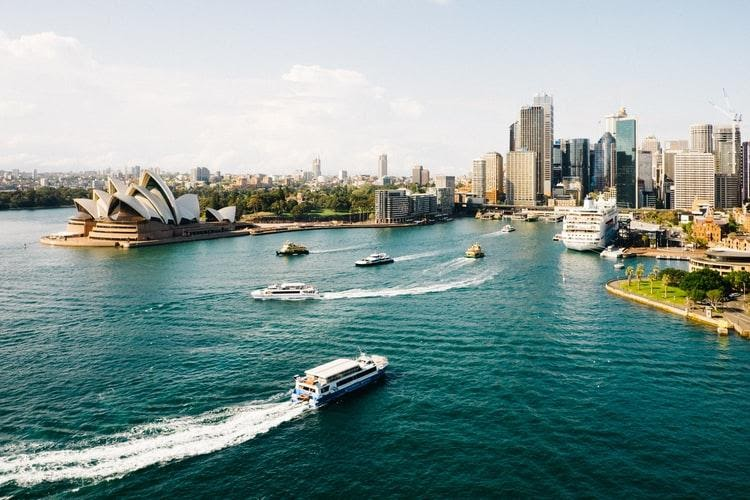 Tourist destinations in Australia cannot be missed
