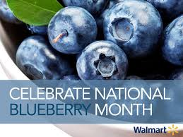 national blueberry month Health Care